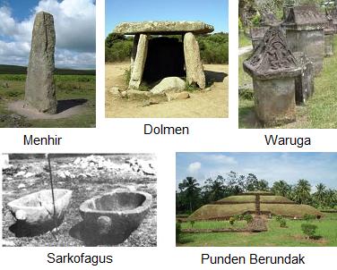 gambar peninggalan zaman megalithikum