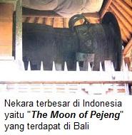 the moon of pejeng